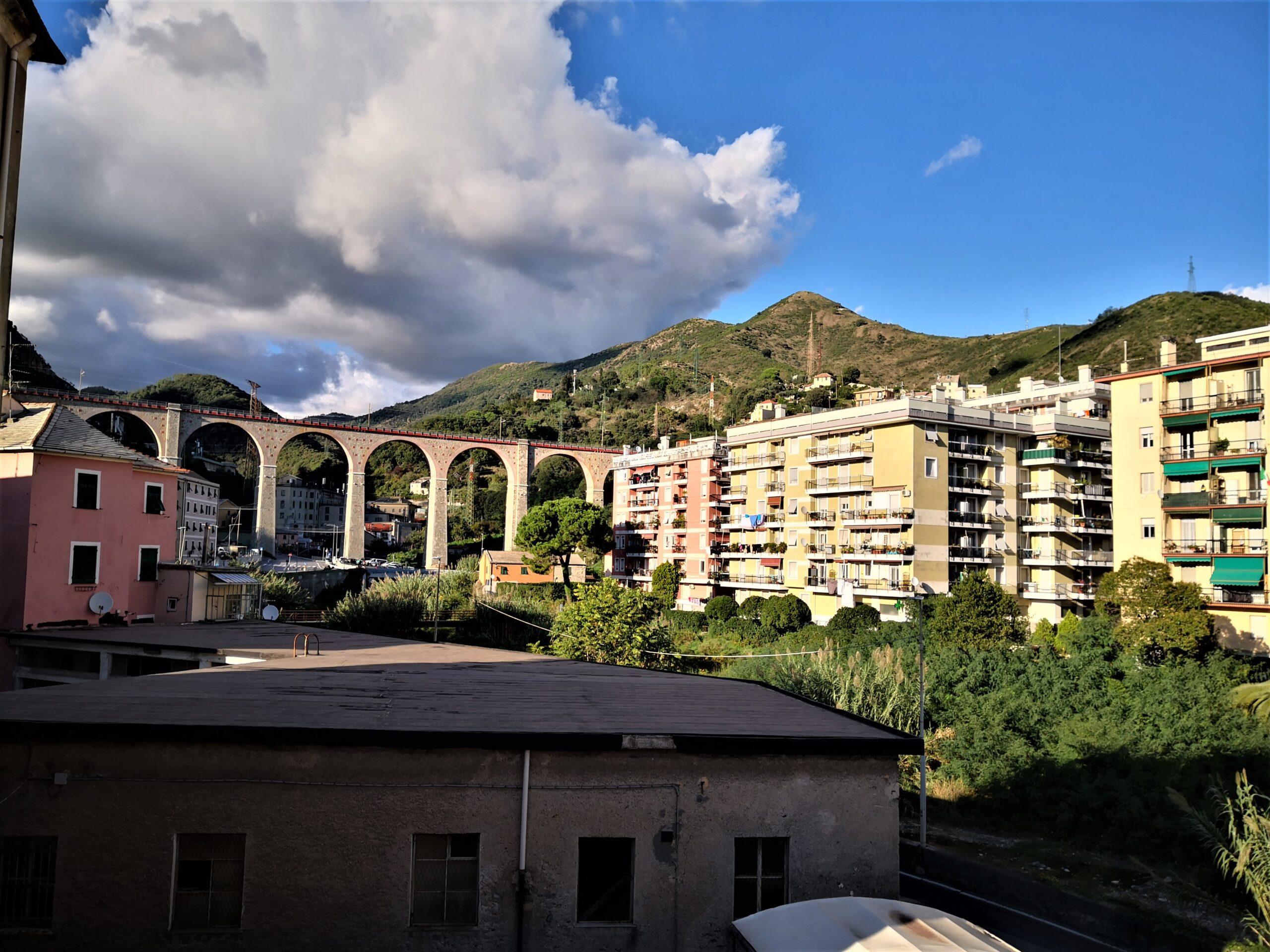 SESTRI PONENTE – Via Chiaravagna